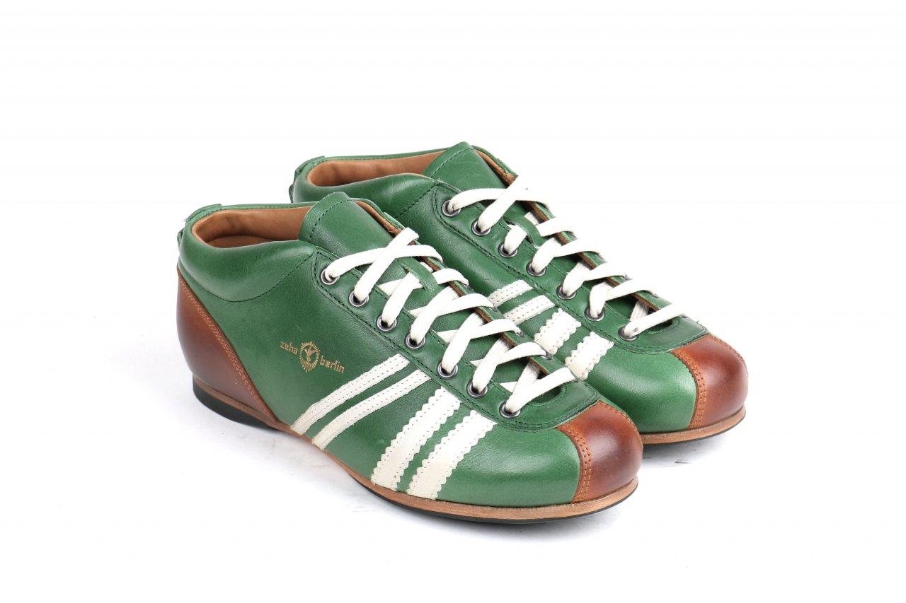 "Zeha Berlin Sneakers ""Liga"" grün"