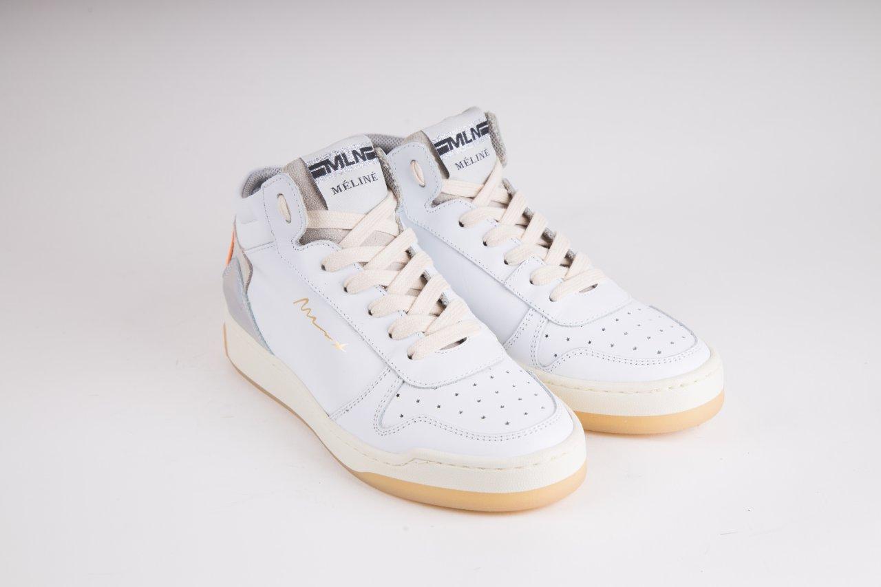 Meline Sneakers high weiß