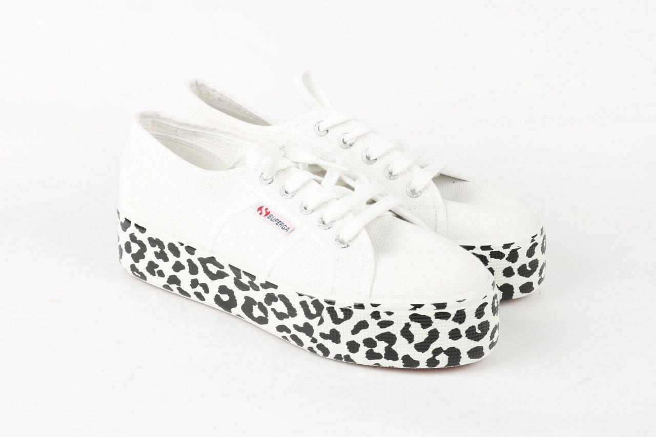 "Superga Sneakers ""S41157W"" weiß"