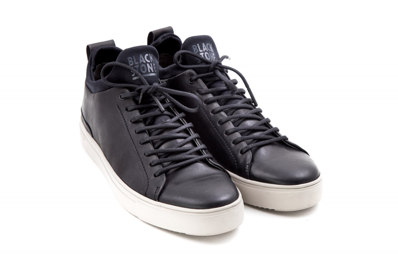 Blackstone Sneakers schwarz