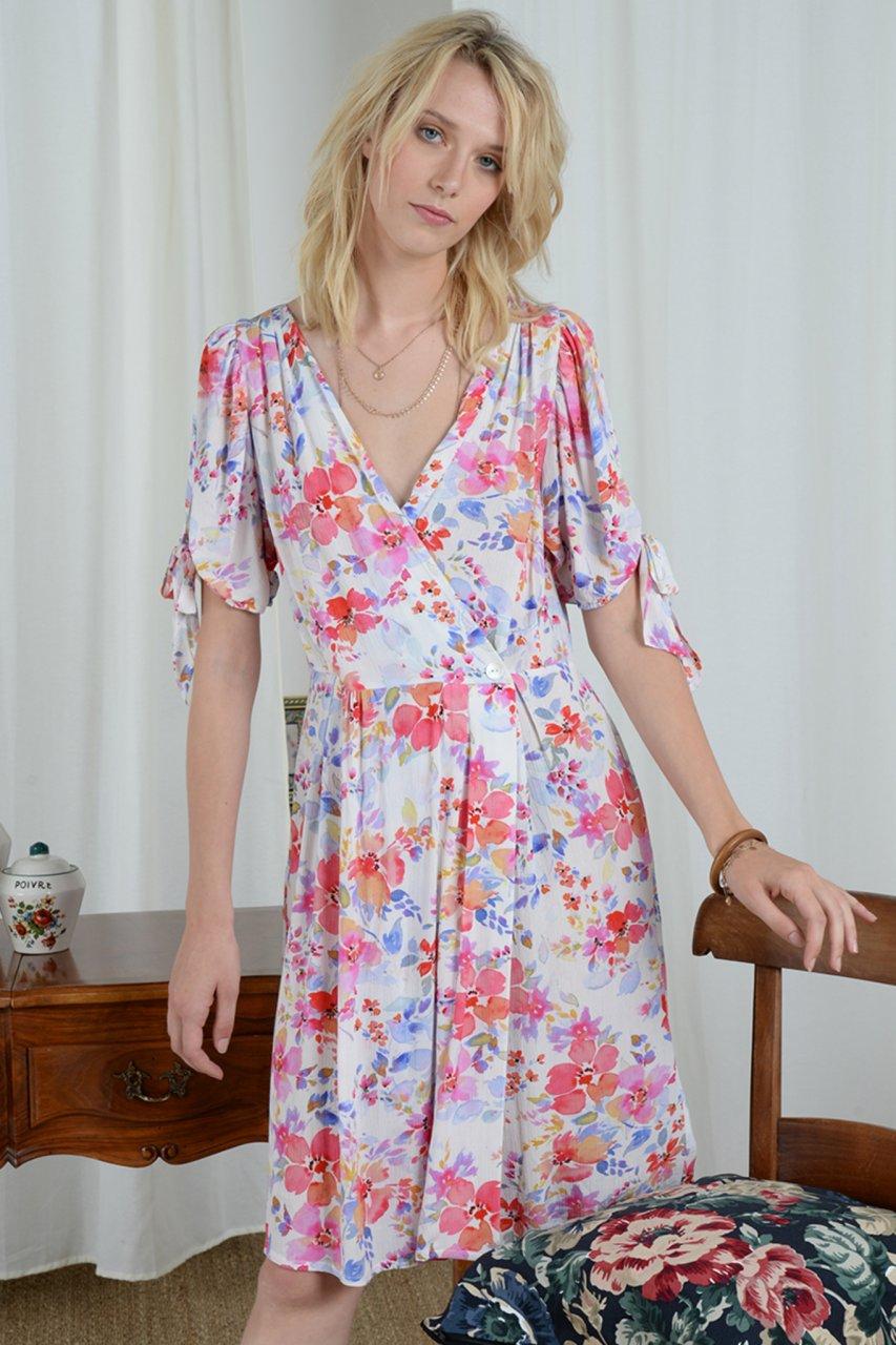 Molly Bracken Kleid light pink