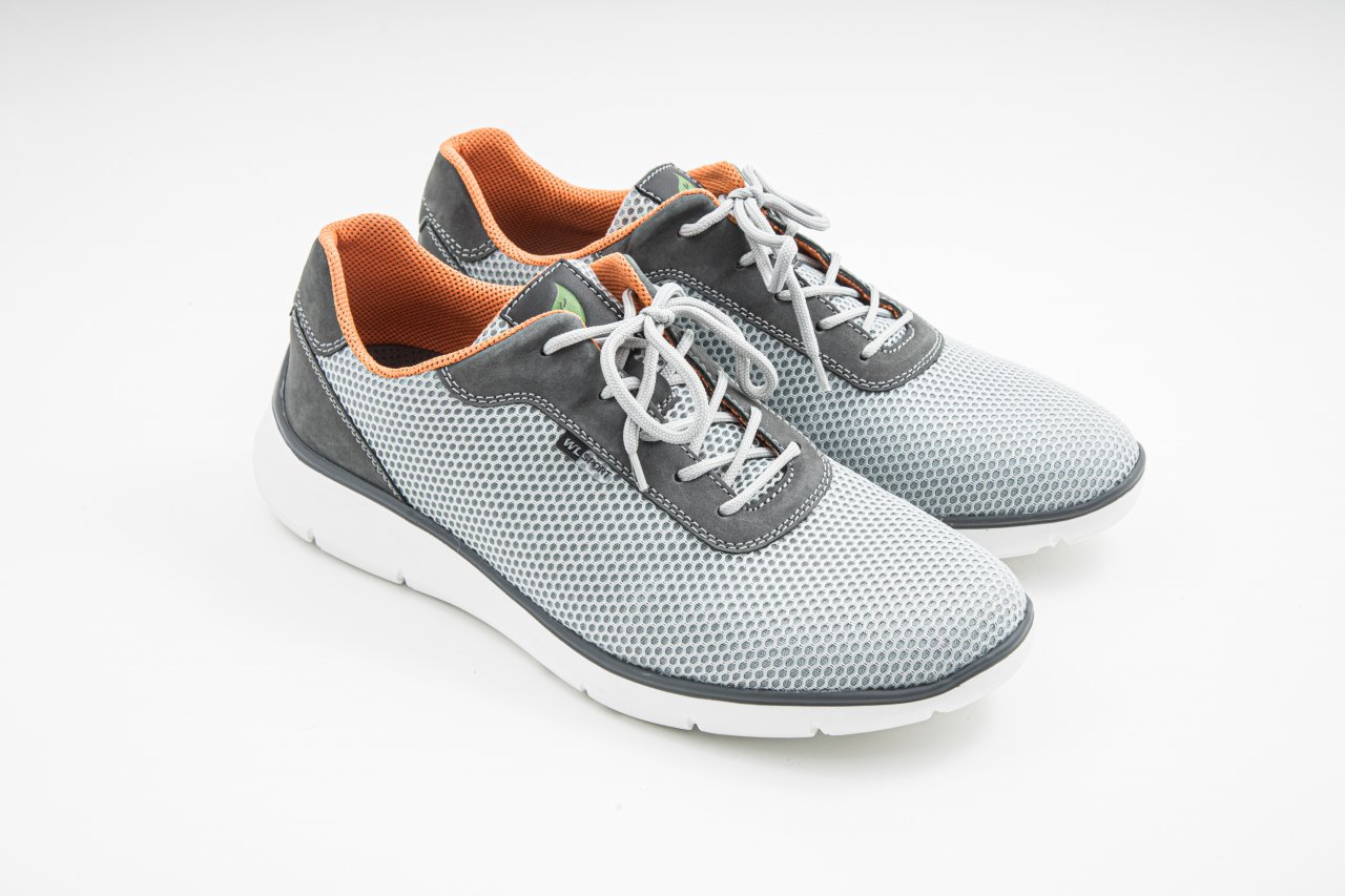 Waldläufer Sneaker HARIS grau