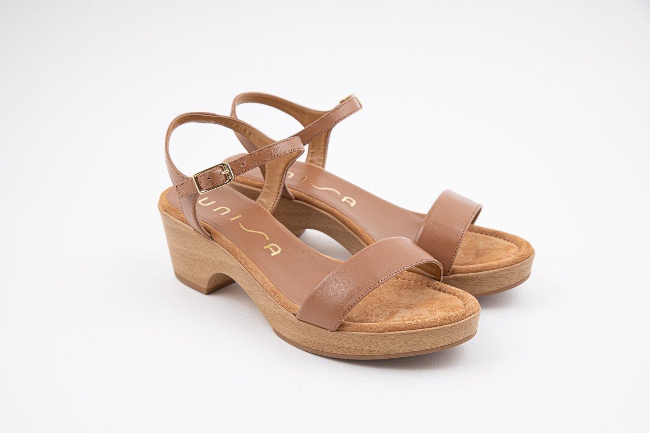 Unisa Sandaletten braun