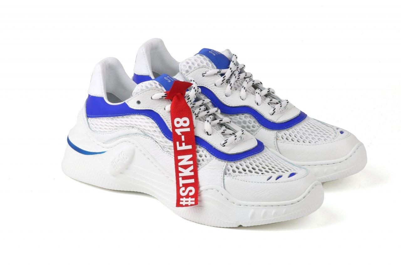 Stokton Sneakers weiß Wonder Limitiert
