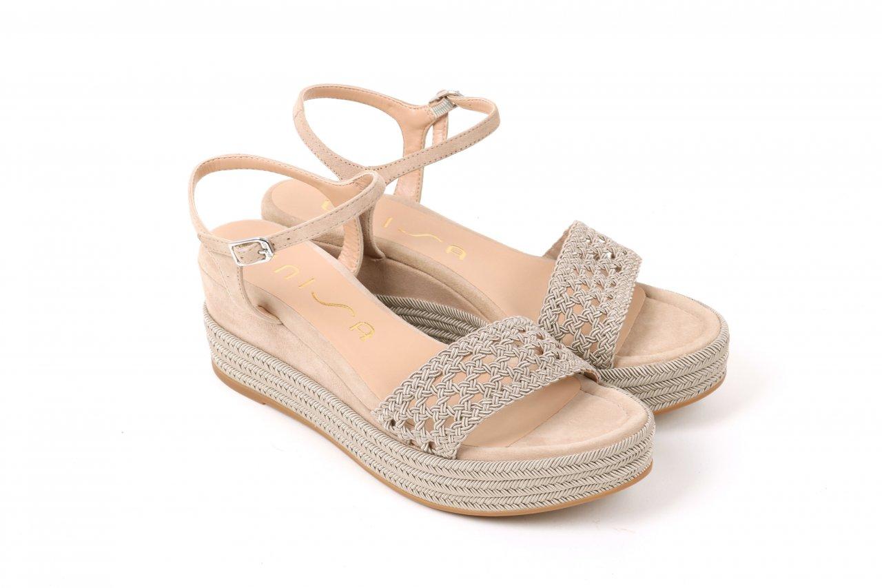 Unisa Sandaletten beige