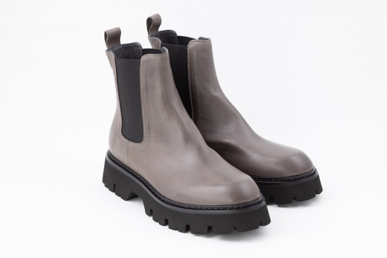 Fru.it Chelsea Boots grau