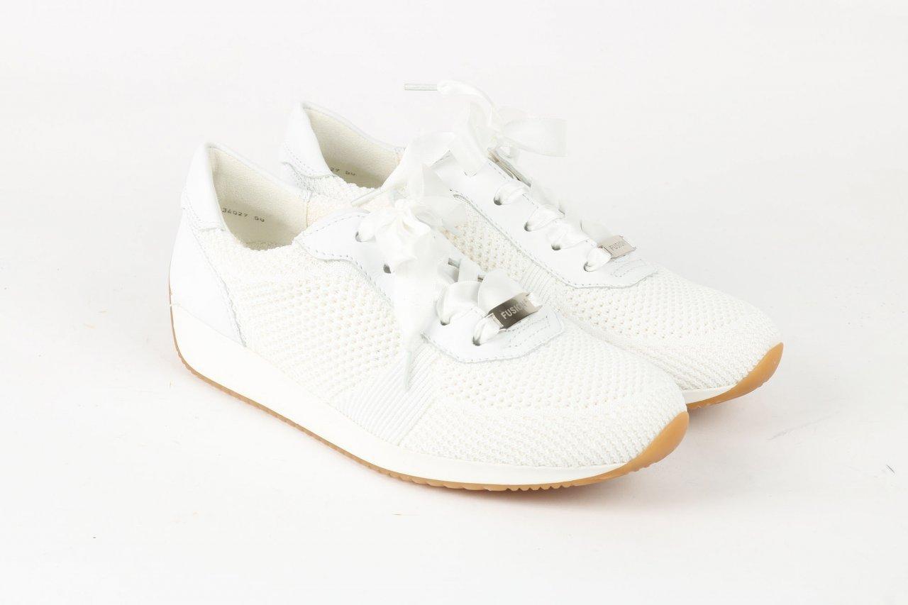 Ara Sneakers LISSABON FUSSION weiß