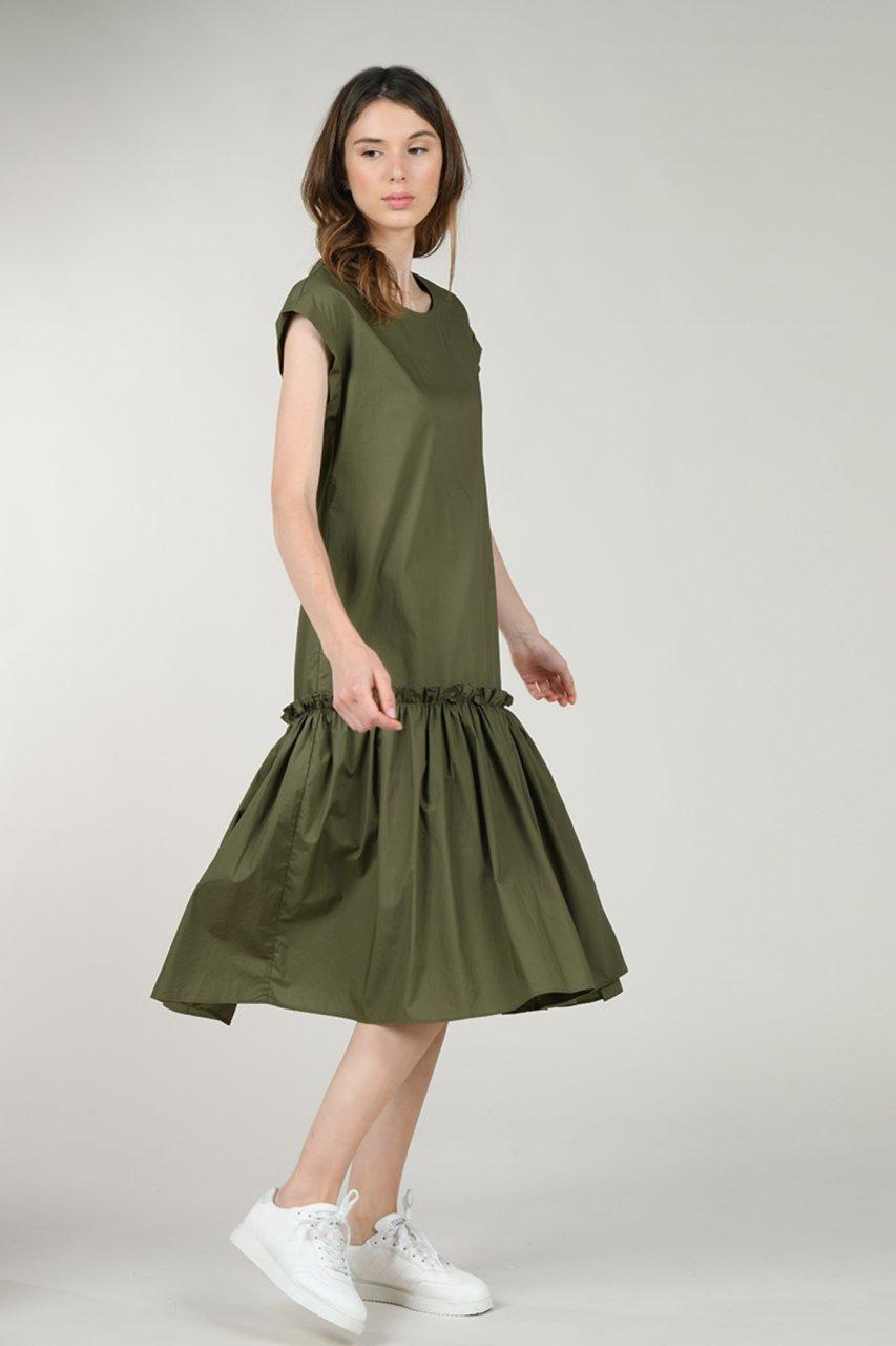 Molly Bracken Kleid oliv