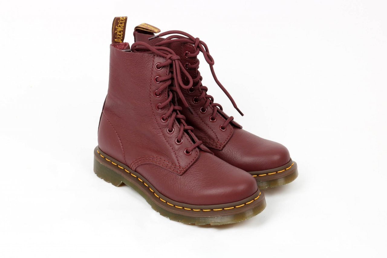 "Doc Martens Stiefeletten ""Pascal"" rot"