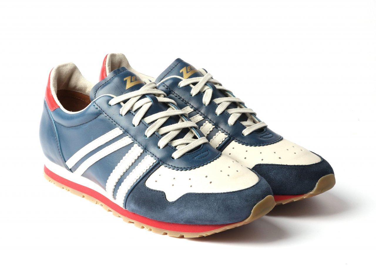 Zeha Berlin Sneakers Marathon blau