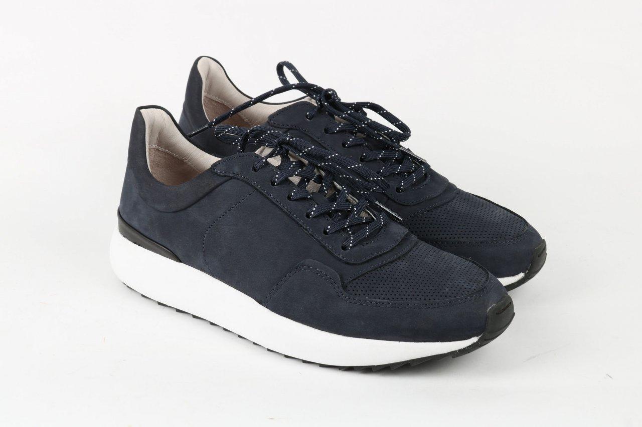 Blackstone Sneaker blau