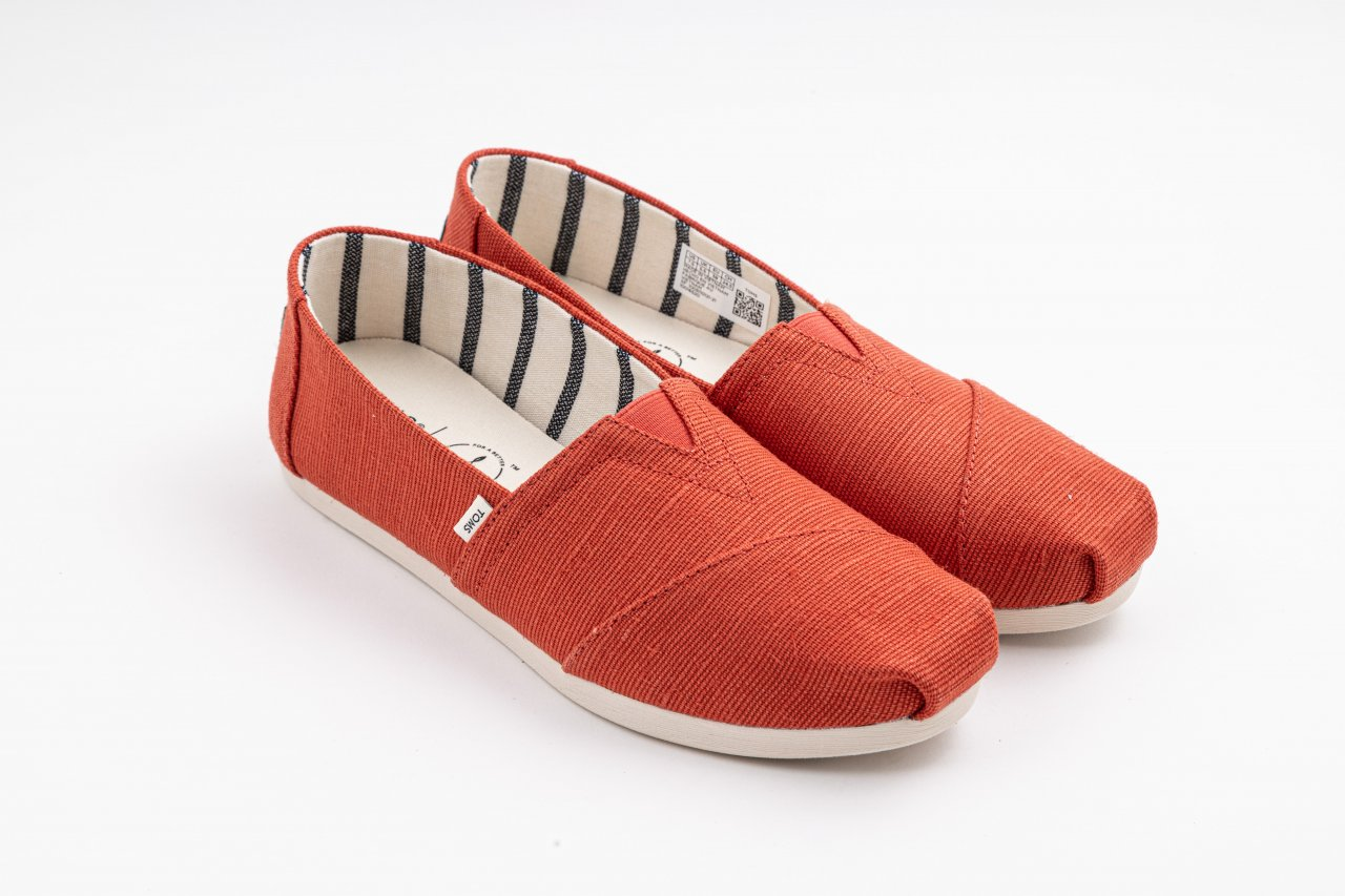 Toms Espandrille rot