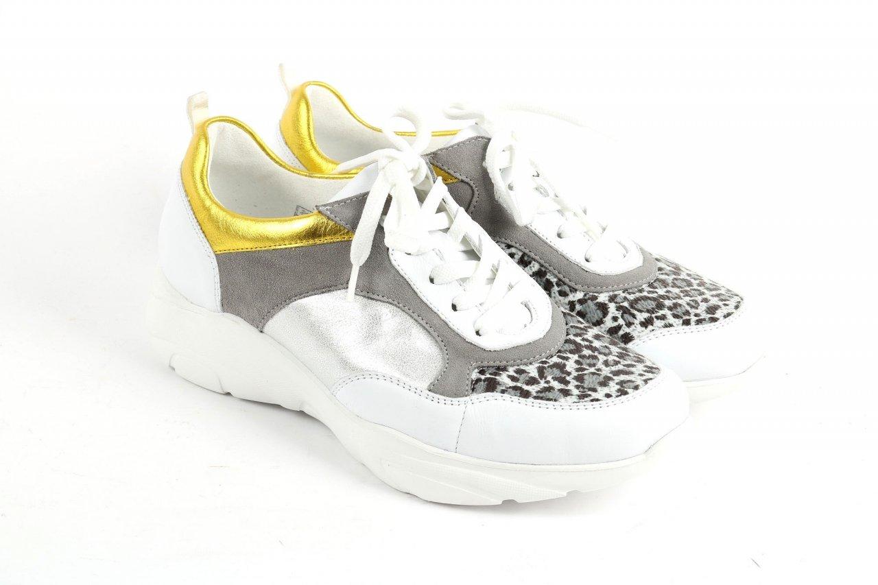 Waldläufer Sneakers H-ANITA weiß